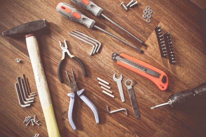 Werkzeug für Handwerker
