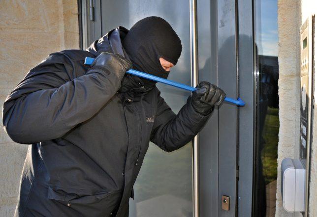 Schutz vor Einbrecher