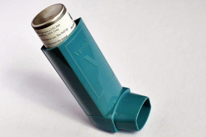 Wirkung von Ventolin bei Asthma