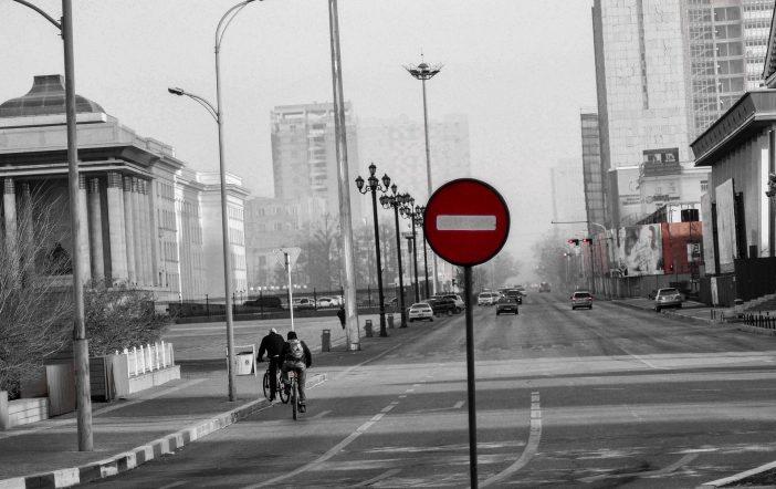 Luftreiniger für bessere Stadtluft