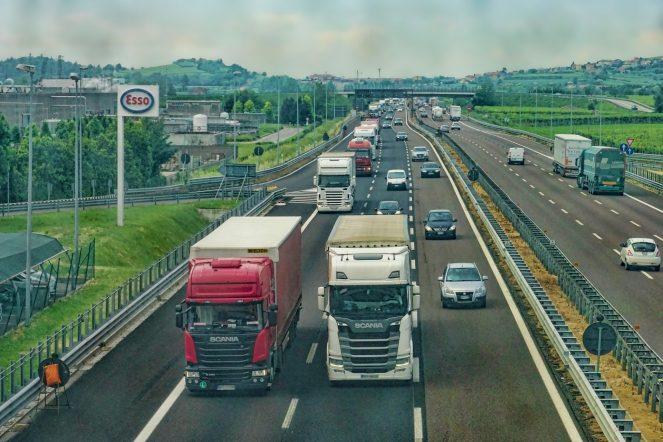 LKW-Fahrer aus Osteuropa