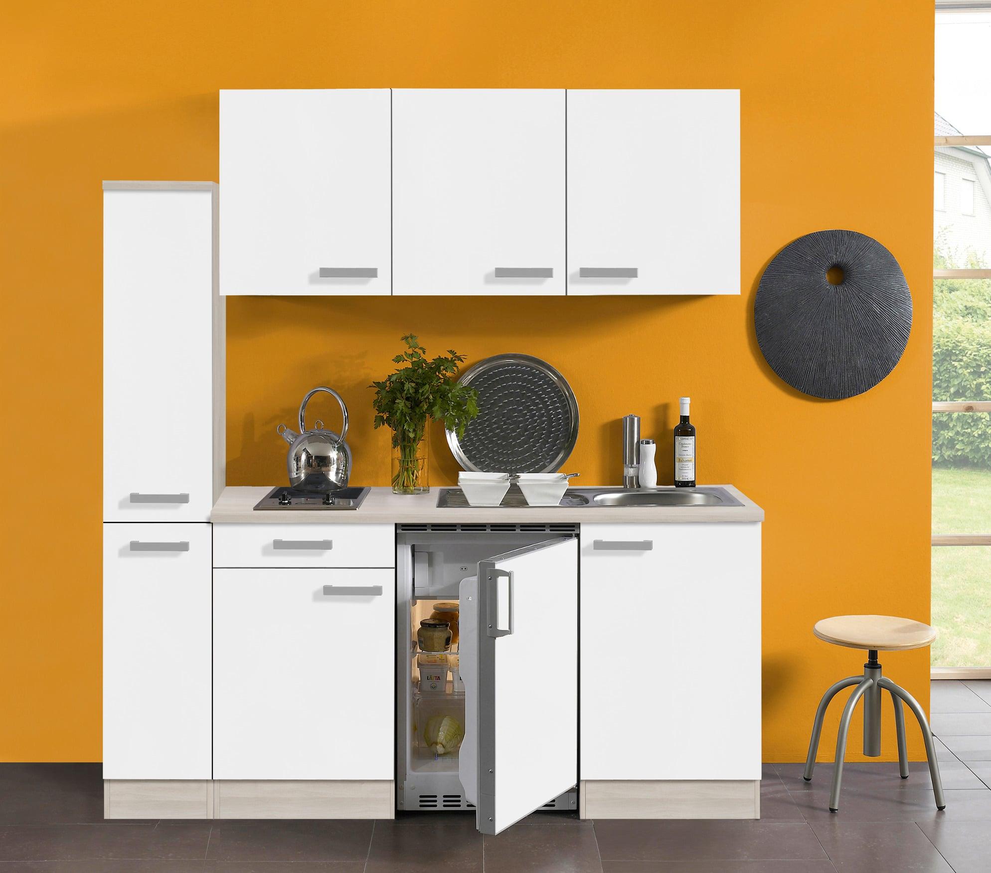 Küchen sehen auch klein gut aus