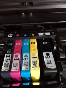 Die richtige Druckerpatrone finden