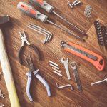 Wichtige und notwendige Werkzeuge