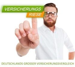 Versicherungsvergleich auf Versicherungsriese.de