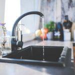 gesundes Wasser aus dem Wasserhahn
