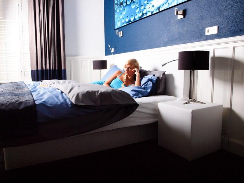 Optisch wie ein konventionelles Bett