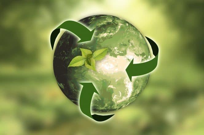 Nachhaltigkeit bei Produkten