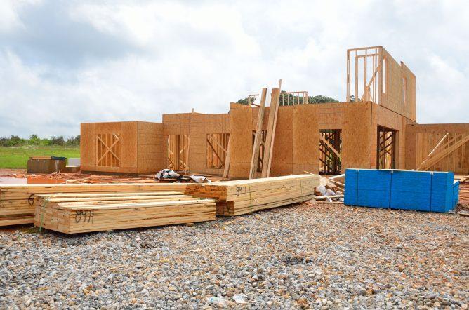 Haubau Kosten und Baufinanzierung