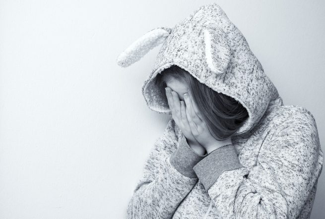 Depressionen aus einer Angststörung