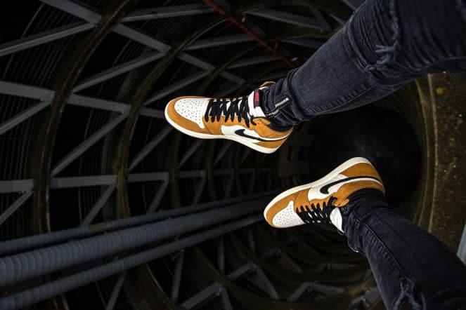 Air Jordan 1 Sneaker