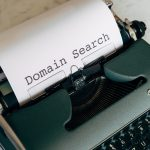 Domainname finden