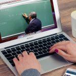 Online lernen ist die Zukunft