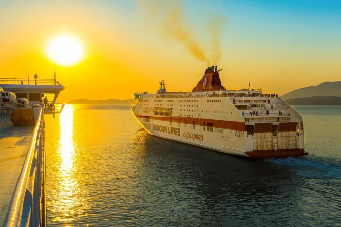 Urlaub auf dem Mittelmeer durch Kreuzfahrt