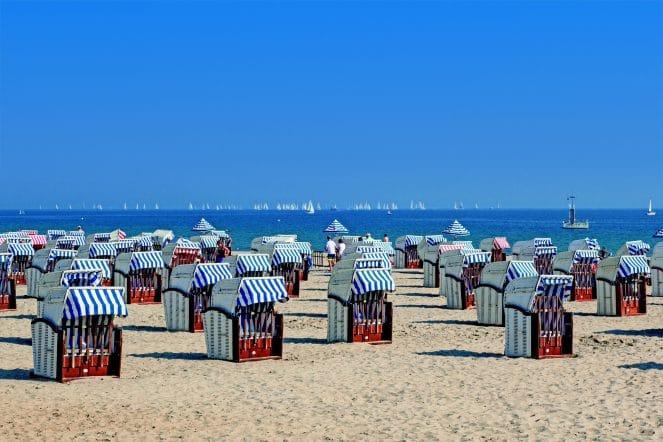 Urlaub in Deutschland an der Ostsee