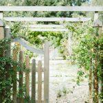 Gartentor Zaun