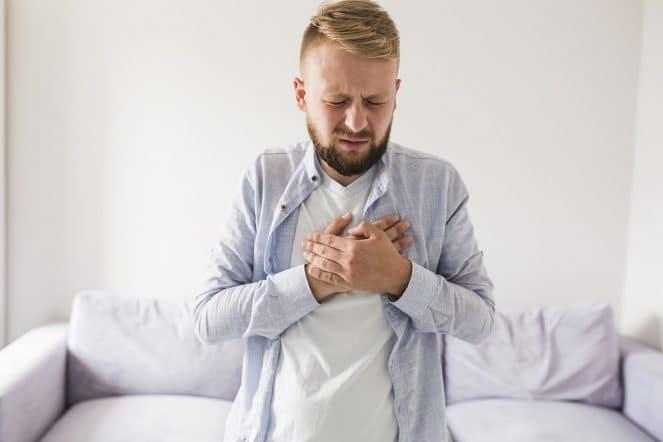 Sodbrennen Symptome und Ursachen